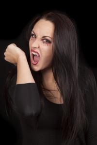 vampire webcam model