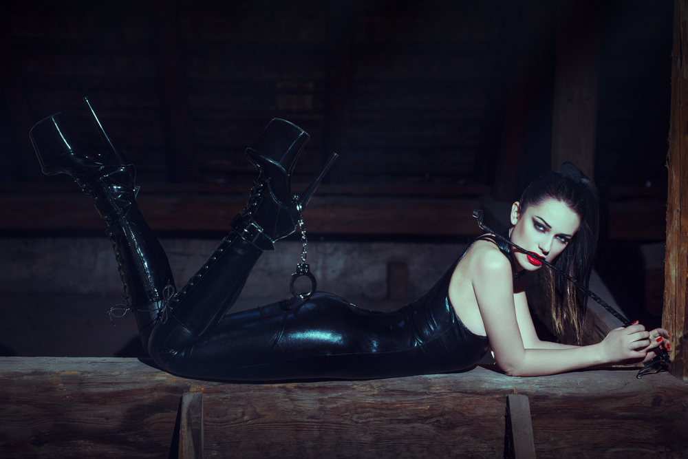 dominatrix webcam model