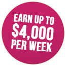 Win a share of $20,000 for being the months top earning webcam model